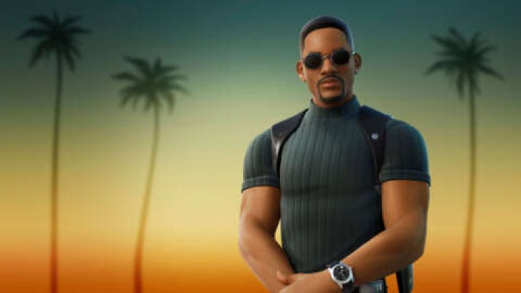 Fortnite Adds Will Smith's Bad Boys' Character Mike Lowrey