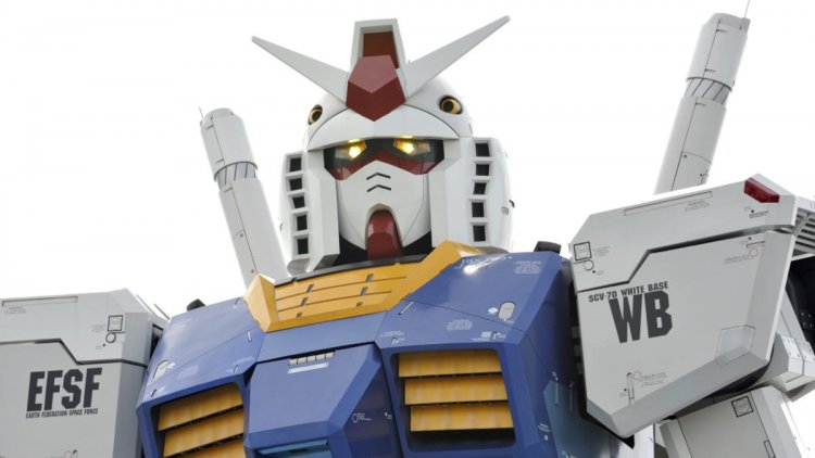Gundam's Creator Is Skeptical About Space Colonization