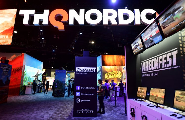 THQ Nordic will announce six new games at a September 17th event