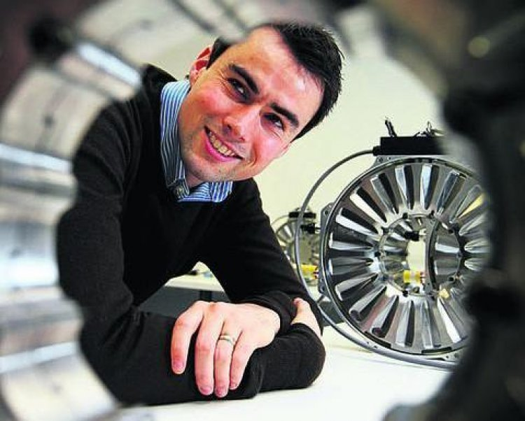 Acquired by Mercedes-Benz, YASA's revolutionary electric motor is set for big things