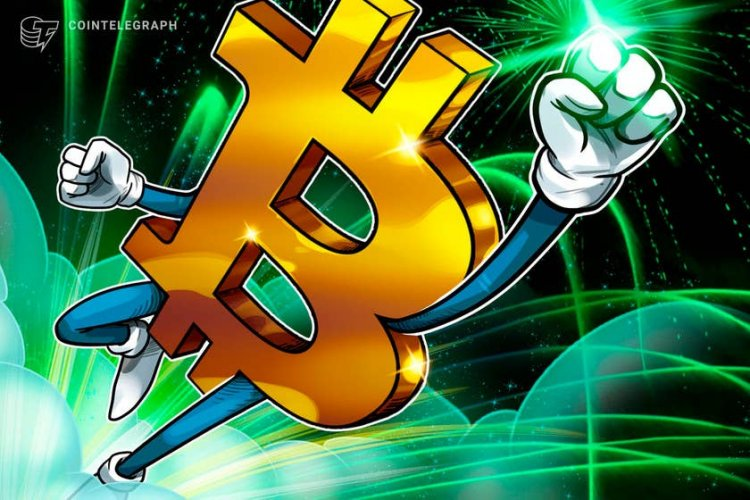 BTC price further crushes resistance, nears $53K on El Salvador 'Bitcoin Day'