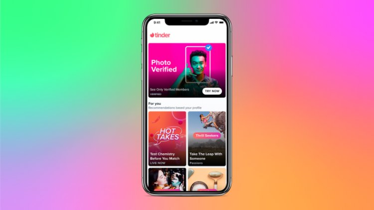 Tinder adds a new home for interactive, social features with launch of Tinder Explore