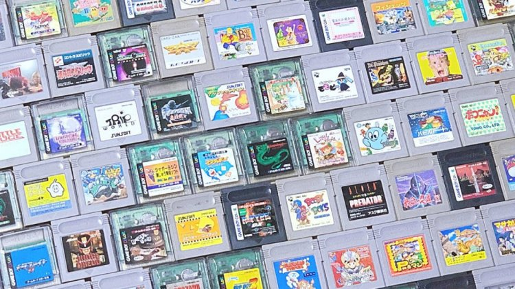 In Just Two Years, Nintendo Fan Completes Game Boy Collection
