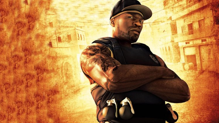 Get This: 50 Cent: Blood On The Sand Started Out As A Tom Clancy Game