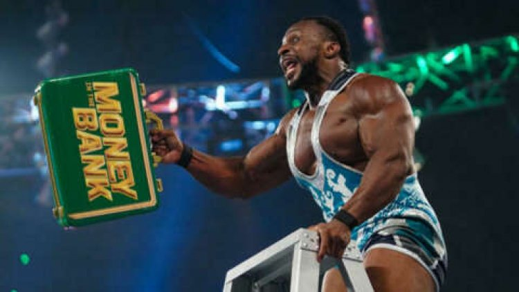 Big E Announces He's Cashing In His Money In the Bank Briefcase On Tonight's Raw