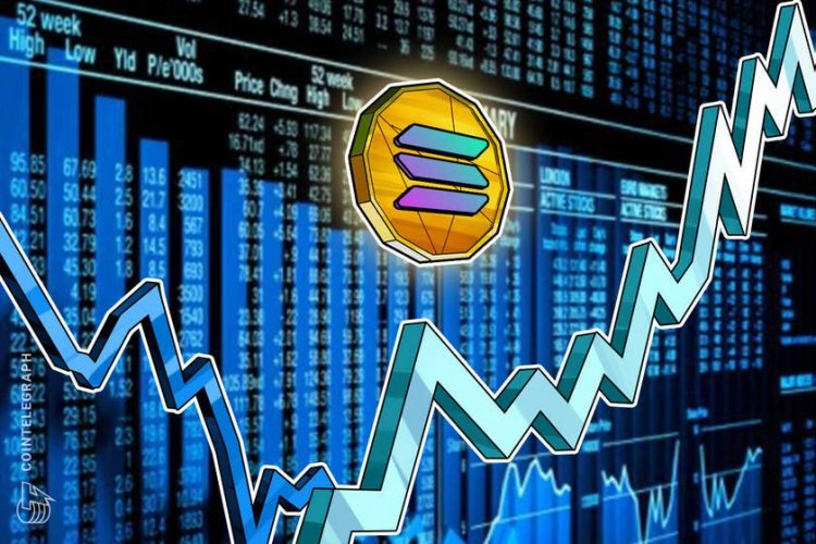 Institutional traders flock to Solana as demand for ETH and BTC flattens