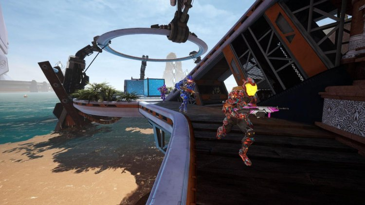 Splitgate's Getting Bigger And Better, Thanks To A Cool $100M