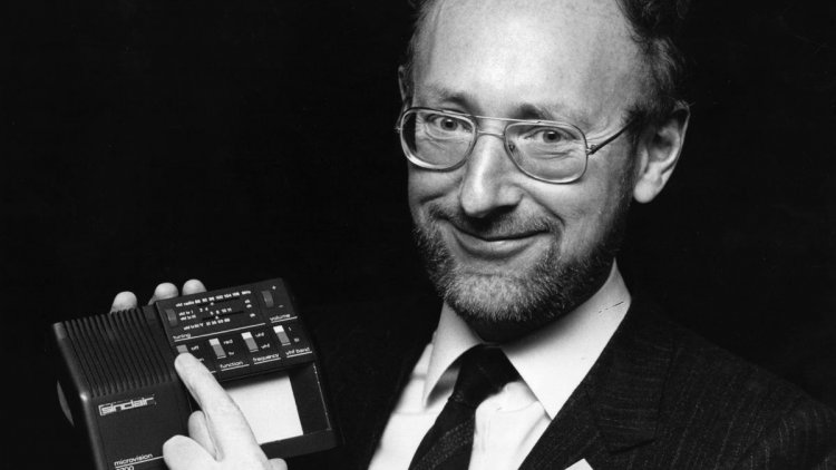 Father Of Home Computing Sir Clive Sinclair Dies Aged 81