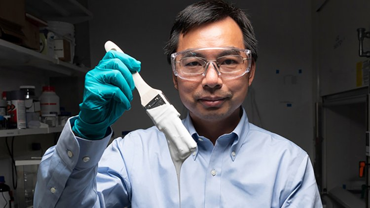 Ultra-white paint could reduce the need for air conditioning