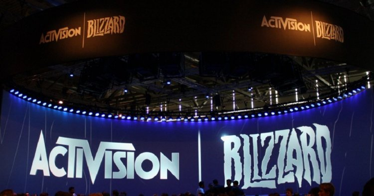 Now the SEC is investigating Activision Blizzard too