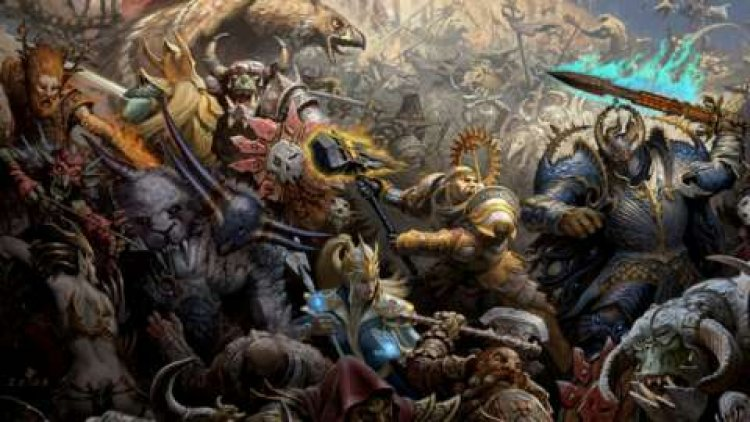 Long-Dead Warhammer Online MMO Just Received New Content Thanks To Fans
