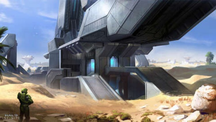 Halo Infinite Getting BTB And 4v4 Slayer Beta Tests This Month, Here's The Full Schedule
