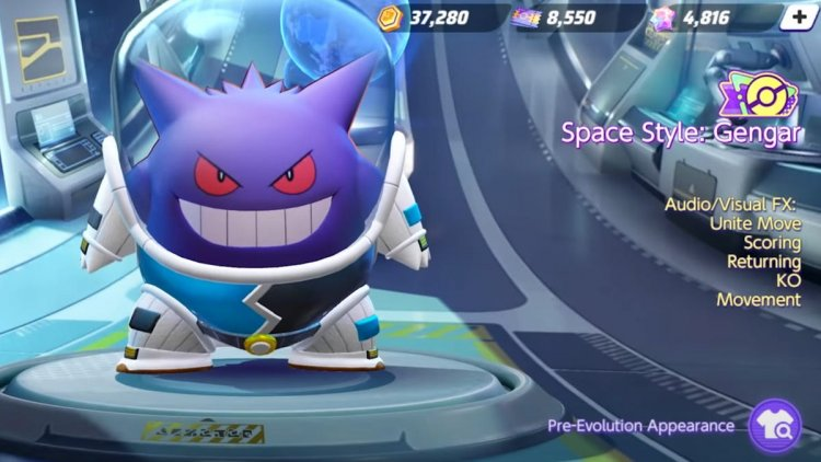 Pokémon Unite's New Season Is Space-Themed, Will Bring Squad Features