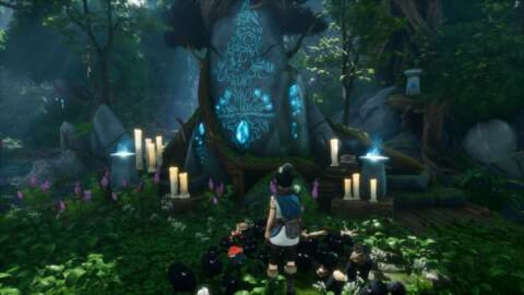 Kena: Bridge Of Spirits Guide - How To Solve The Fishing Shrine Puzzle