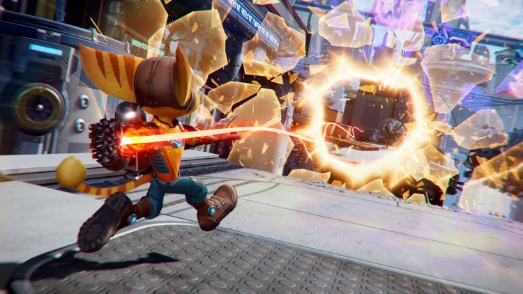 Ratchet & Clank Still Runs Fine On The Worst PS5-Compatible SSD