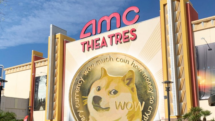 AMC Theatres Explores Accepting Dogecoin: CEO Fascinated by DOGE Poll Results