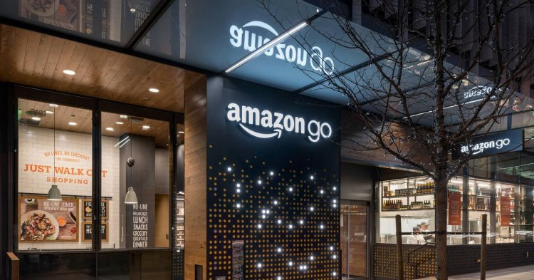 Amazon's department stores sound like a very Amazon way to sell clothes