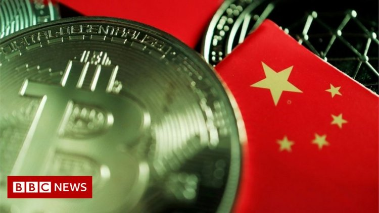 China declares all crypto-currency transactions illegal