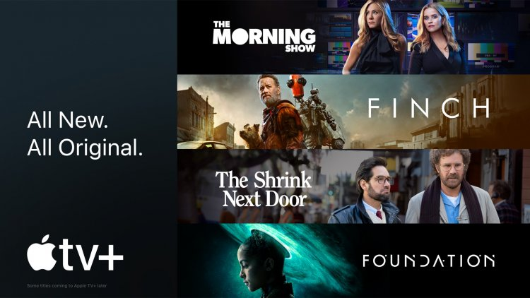 Apple's TV+ streaming service reportedly has less than 20 million subscribers