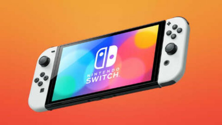 Nintendo Switch OLED Hands On Preview